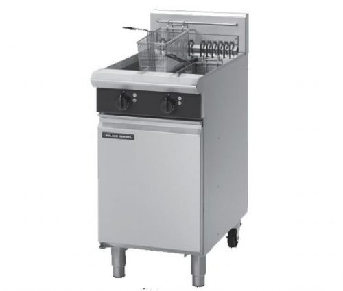 Blue Seal Evolution E44 VEE Ray Electric Twin Tank Fryer